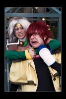 Outlaw Star - LET ME OUT by Kuragiman