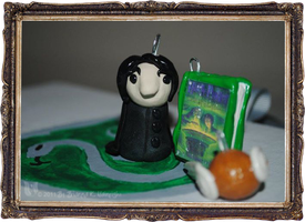 Snape and his Charms -Front- by DracosDerpyHoof