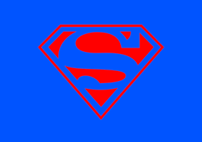 Superman logo by mr-droy