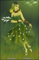 Girl of the Green Grass by WhisperingWindxx