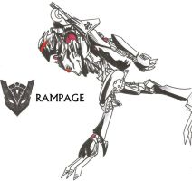 PERSIAN: RAMPAGE by RyouKazehara