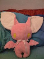 Bat plushie by ConvoyOfWind