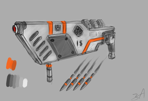 Weapon concept 1 by adimatters
