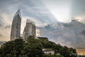 Ray Of Hope by josgoh
