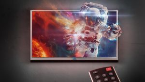 Out Of This World 3D TV by PixelsDesignStudio