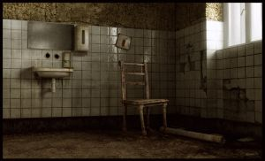 3d Abandoned by Damiano79