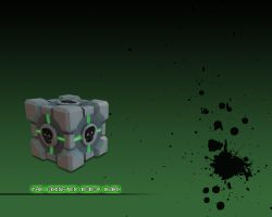 ..:The Weighted Enemy Cube::.. by callegg