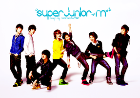 Super Junior M Wallpaper by loopymonk