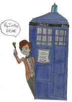 Im the Doctor by flametheskull
