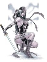 Elektra Commission 01 by John-Stinsman