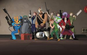 Disney Fortress 2 by YanPictures