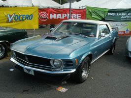 1970 Ford Mustang  Convertible by Mister-Lou