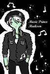 Music Prince Madison by Ask-MusicPrincess3rd
