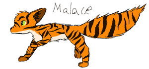 Malace contest entry by freezekitteh