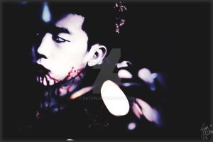 Wooyoung Vampire by fatz18