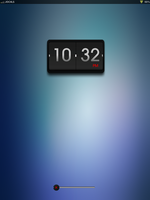 LS mClock for iPad by pracomass