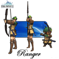 Final Fantasy XI -Ranger by Icewiing