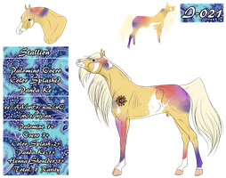 MT Horse I-021 for theZombieTrial by 11IceDragon11