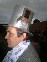 steampunk moving picture tophat by ibendit