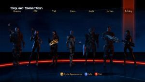 Mass Effect 3 - Squad Armor 2 by Revan654
