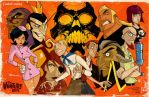 Vintage Venture Bros. by KidNotorious