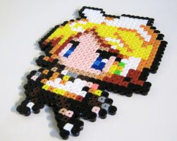 Rin- Vocaloid Perler 2 by Melon-love