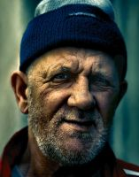 Popeye the Sailor by PancolartJorge