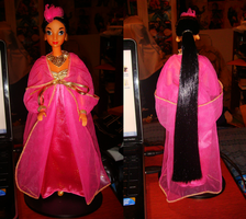 Jasmine's Evening Palace Gown by Zephial