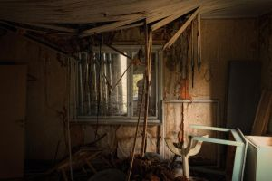 Abandoned and almost forgotten, part III of VI by wchild