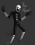 The Puppet by Cephei97