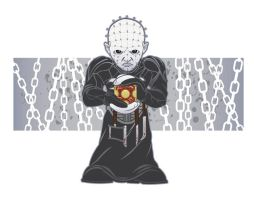Cute Pinhead by jpc-art