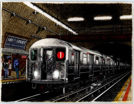 Outbound 1 Train by Black-Ronin