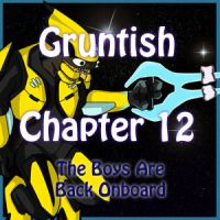 Gruntish Chapter 12 by saiyan-frost