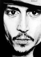 Johnny Depp - July 2012 by ScenicSarah
