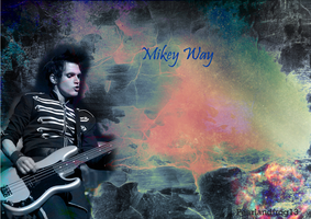 Mikey wallpaper by pearlandfrog13