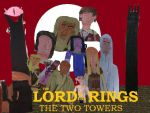The Lord of the Rings The Two Towers by movieman410