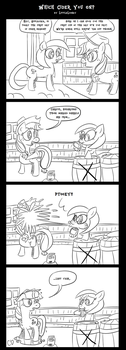 Which Cider You On? by LittleLooney