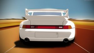 Driving Pleasure: 993 by BlaydeXi