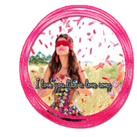 Love You Like a Love Song Boton PNG by LovebySelena