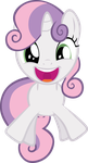 CMC Sweetie bell by Original-mkcactus