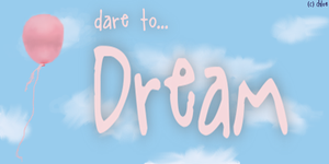 dare to dream by ChloeCat3