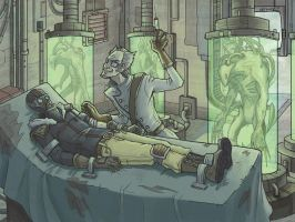 Inside the Lab by Karmenta