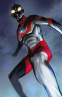 Ultraman by pungang