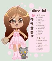 New ID - Chibi Me by lafhaha