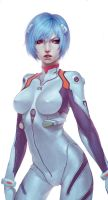 Ayanami Rei by streetX222