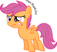 Scootaloo Vector by sup3rgh0st
