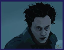 Christopher Walken by Lenore5k