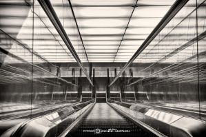 Downstairs to heaven by artofphotograhy