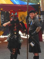 Ren Fair 2012 by pepelpew