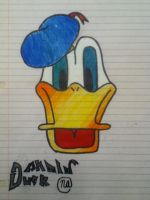 Donald Duck by NJ117